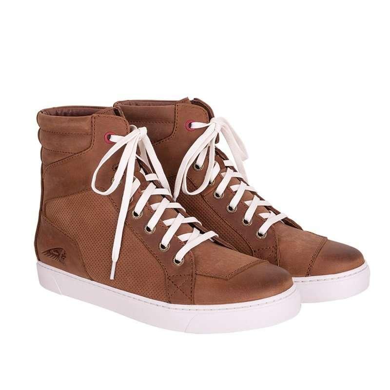 Men's Leather Boyd Sneaker, Brown