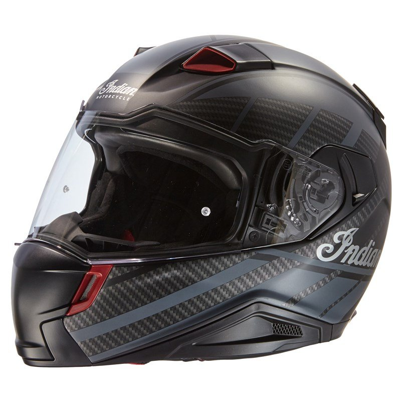 Full Face Matte Sport Helmet, Black