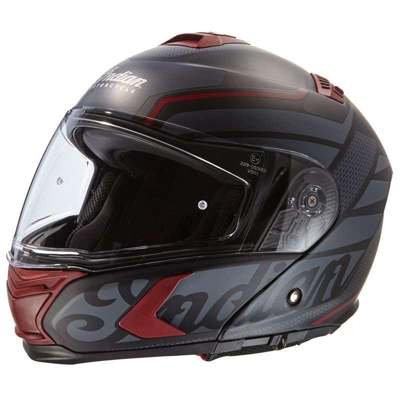 Matte Modular (Flip-Up) Helmet, Black