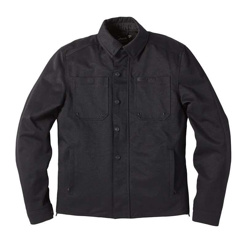 Men's Haydon Textile Jacket, Black