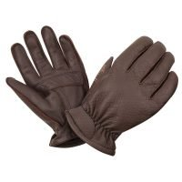 Brown Texture Glove by Indian Motorcycle®
