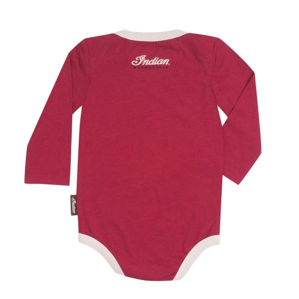 Long Sleeve Bodysuit (3 Pack) by Indian Motorcycle®