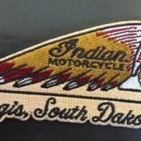 Indian Motorcycle Sturgis Headdress Patch