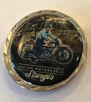 Indian Motorcycle Sturgis Challenge Coin