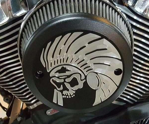 Rat-Werx Screaming Warrior Air Cleaner Cover