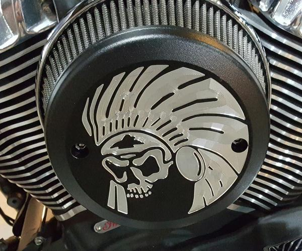 Rat-Werx Screaming Warrior Air Cleaner Cover